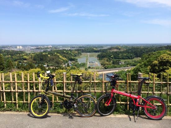 昭和の森 展望台