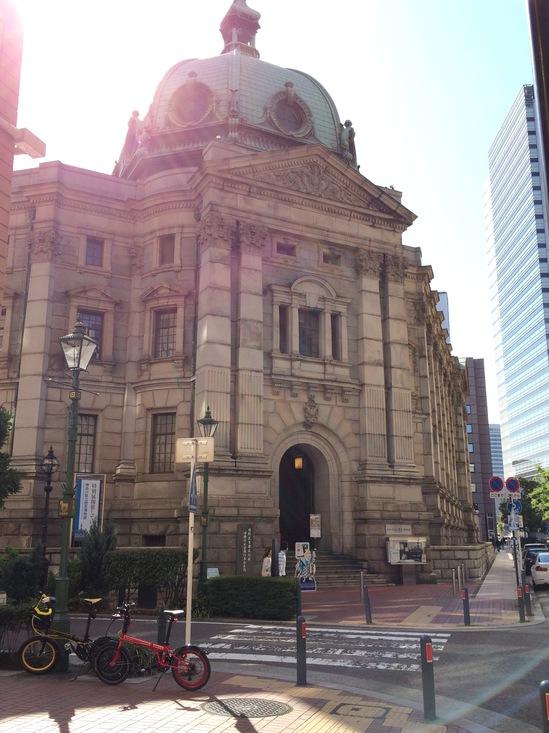 馬車道・歴史博物館
