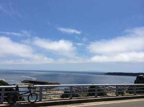 高架の橋の上からの素晴らしい景色。