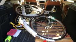 ランドナー納車のサムネイル画像