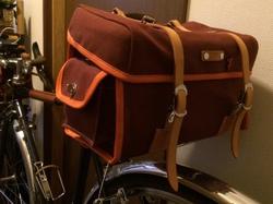 RSA Sun Bagsのサドルバッグ