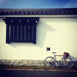 ランドナーで関宿城へ