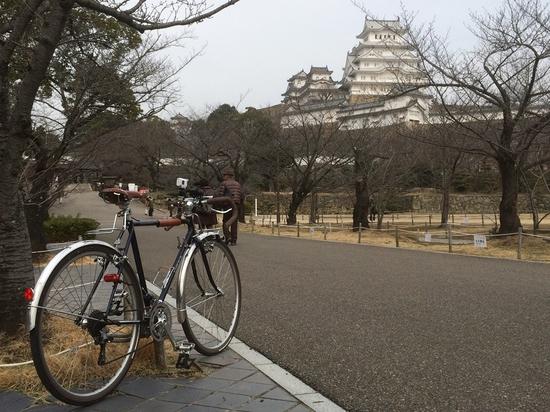 姫路城 近景