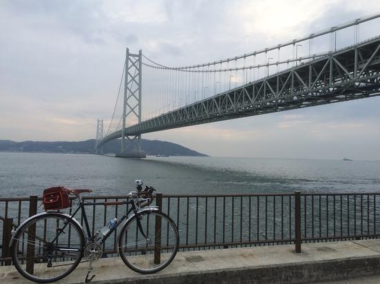 明石海峡大橋のベストアングル?