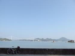しまなみ海道ツーリングDay2 因島
