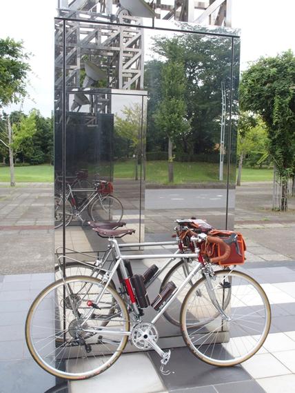 科学万博記念公園の科学の門
