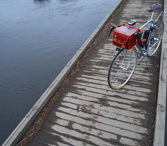 小貝川の沈下橋