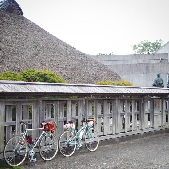 間宮林蔵さんの生家